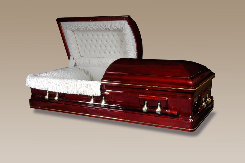 Wood Burial Caskets and Coffins